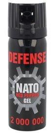 Gaz pieprzowy Sharg Defence Nato Gel 50 ml Cone - 40050-C