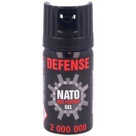 Gaz pieprzowy Sharg Defence Nato Liquid 40 ml Cone - 40040-C
