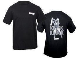 Koszulka T-shirt Blackhawk Dynamic Entry Knock Knock Cotton - 90KK01BK