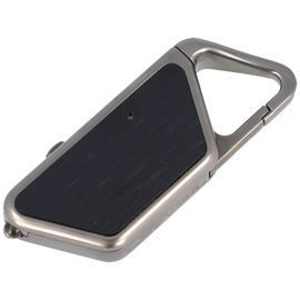 Latarka ASP Sapphire USB LED Aluminium Black-53654