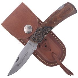 Nóż Everts Solingen Renaiffance Drop Point (Etui) Folder - 519542