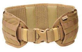 """Pas         BlackHawk Belts        Padded2.25""""     Patrol       unis    mater  Nylon                   STRIKE/Molle..          desert tan 37-43"""" S. 063/12"""