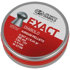 Śrut JSB Diabolo Exact 4.52mm 500 szt - 546237-500