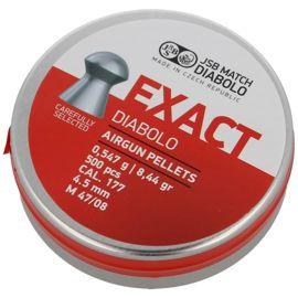 Śrut JSB Diabolo Exact 4.53mm 500 szt - 546239-500