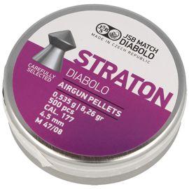 Śrut JSB Diabolo Straton 4.5 mm 500 szt 546112-500