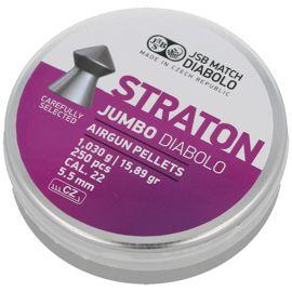 Śrut JSB Diabolo Straton Jumbo kal. 5.5 mm 250 szt - 546238-250