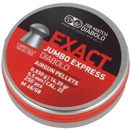 Śrut diabolo JSB Exact Jumbo Express kal. 5.52 mm 250 szt - 546277-250
