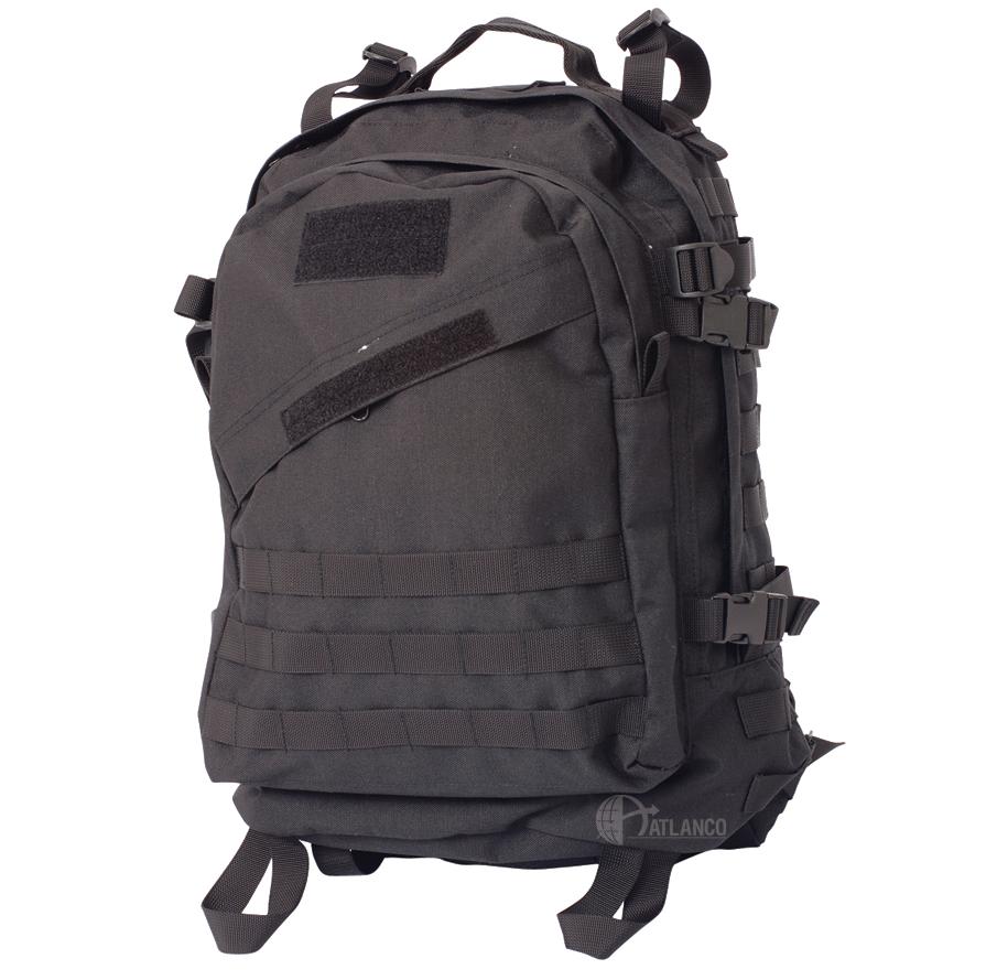 cf50ee8151a54 Plecak Tru-Spec GI Spec Military 3 Day Hydro-Co Nylon 1000D Black (6170)