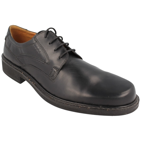"Buty Ecco City Austin Leather/Leat męskie niskie 3"" black/black 46.0 03/07"