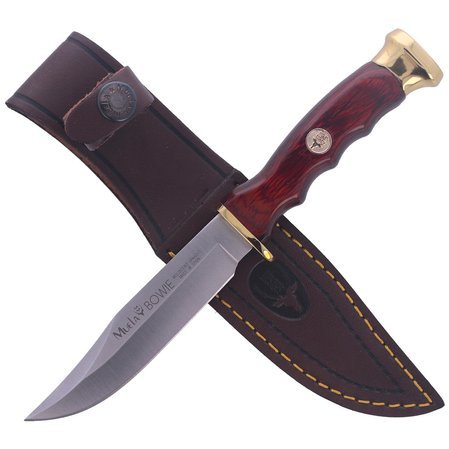 Hunting Knife Muela Bowie Pakkawood 100mm (BWF-10)