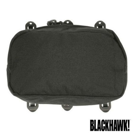 Kieszeń     Blackhawk Pouches Utility Pouch Speed Clip Black