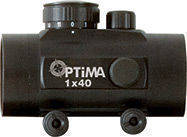 Celownik kolimatorowy Hatsan (OPTIMA 1x40 Red Dot Sight)
