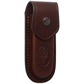 Etui Muela na nóż Brown Leather 140x58mm (F/10)