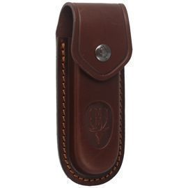 Etui Muela na nóż Brown Leather 145x62mm (F/15)