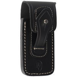 Etui Muela na nóż Leather Black 130x60mm (F/NAVALIA-NEG)