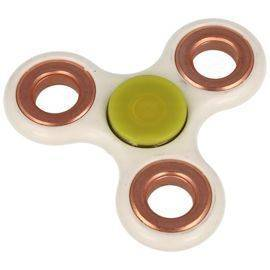 Fidget Spinner Turbo ABS (SP-PL-WHITE)