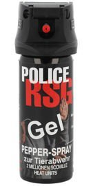 Gaz pieprzowy KKS Police RSG Super-Gel 50ml Stream (12050-G)