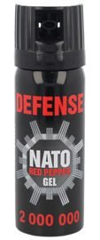 Gaz pieprzowy Sharg Defence Nato Gel 50ml Cone (40050-C)