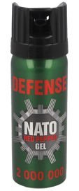 Gaz pieprzowy Sharg Defence Nato Military Gel 50ml Cone (41050-C)