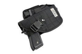 Kabura na pas Swiss Arms Nylon Black - 603614