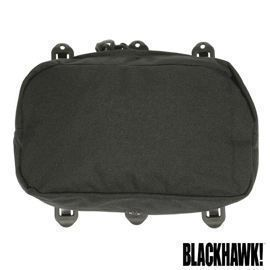 Kieszeń Blackhawk Utility Pouch Speed Clip Black - 38CL21BK