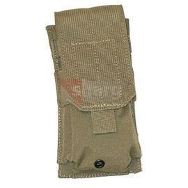 Ładownica BlackHawk M4/M16 Single Mag Pouch (Holds 2) MOLLE Olive Drab - 37CL02OD