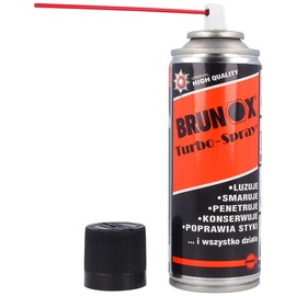 Olej Brunox (TURBO SPRAY 200 ml)