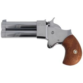 Pistolet Great Gun Derringer kal .45, 3'' Chrom (GG-101-3)