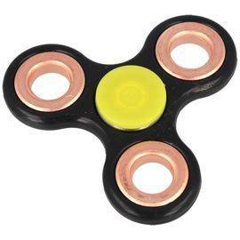 Spinner Polimer Black Gold (SP-PL-BKGD)