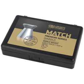 Śrut JSB Match Premium Middle 4.51mm 200szt (1016-200)