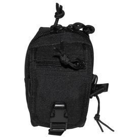 Universal MFH Utility Pouch MOLLE Small Black (30610A)