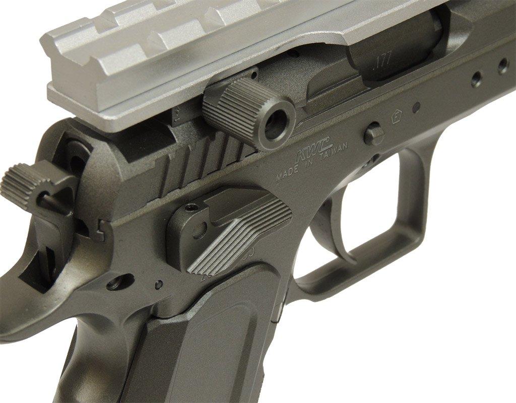 d8eb1652ef8a Pistolet wiatrówka CyberGun Tanfoglio Gold Custom (358004)