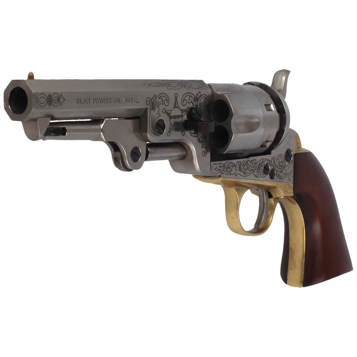 Rewolwer Pietta 1851 Colt Navy Yank Old Model Steel kal .44 (YAOM44)
