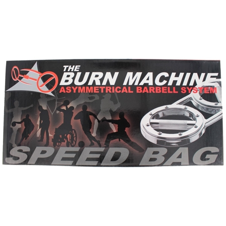 Burn Machine (8 lbs) Chrome (SB-8)