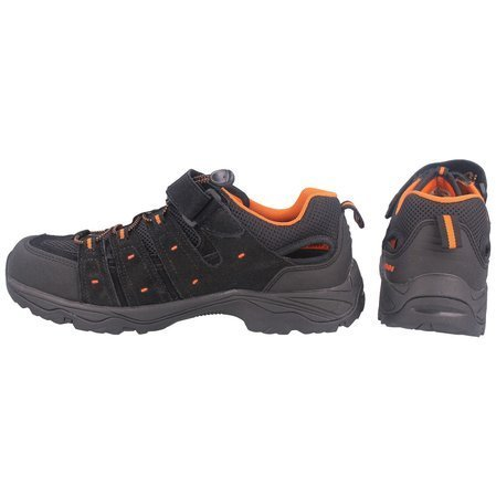 Buty Bennon Amigo O1, Black-Orange (Z10035)