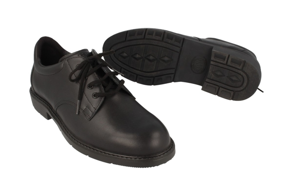 Buty Haix Office Leather black (100004)
