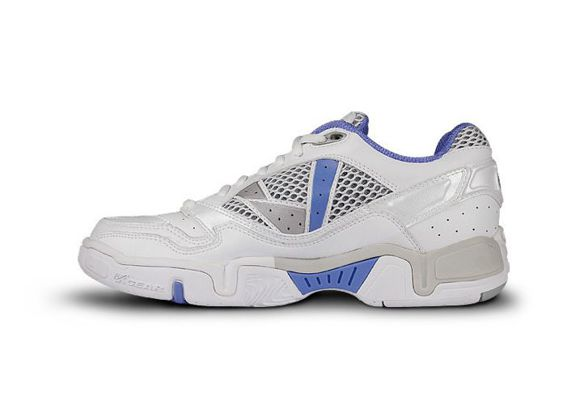 Buty UK Gear GT-02 Indoor Women White/Gray-5007-01