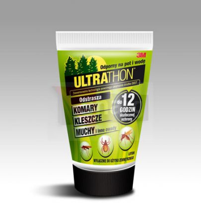 Emulsja na komary 3M Ultrathon Lotion DEET 34.34% 59ml (IR12)
