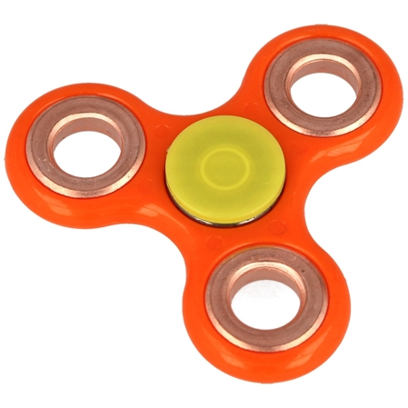 Fidget Spinner Turbo ABS (SP-PL-ORANGE)