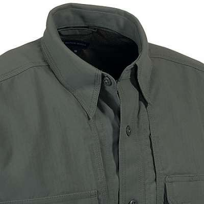 Koszula 5.11 Tactical Nylon Shirt Long Sleeve (długi rękaw) OD Green - 72158-182