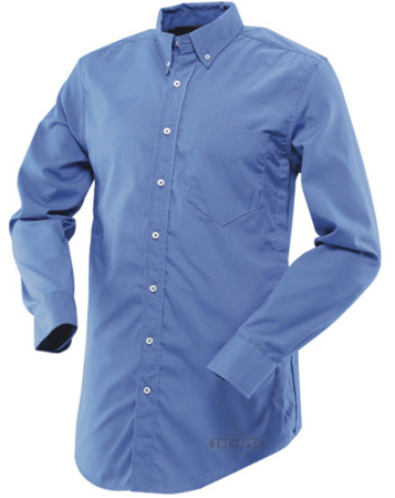 Koszula Tru-Spec 24-7 Concealed Design Shirt Poplin Royal Blue (1222)