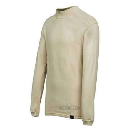 Koszulka Tru-Spec Cordura Brand Baselayer Mock Neck Long Sleeve Shirt 2XL REG (2735.007)