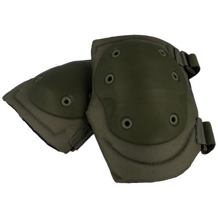Nakolanniki BlackHawk Advanced Tactical Knee Pads V.2, uniseks, materiał Polimer/Nylon 600 Denier, waga 1000g.