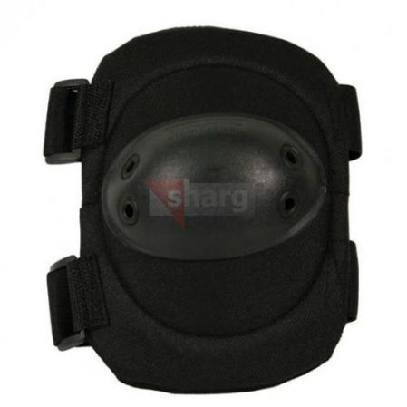 Nałokietniki BlackHawk Advanced Tactical Elbow Pads V.2, uniseks, materiał Polimer/Nylon 600 Denier, kolor black, waga 560g. - 802600-BK