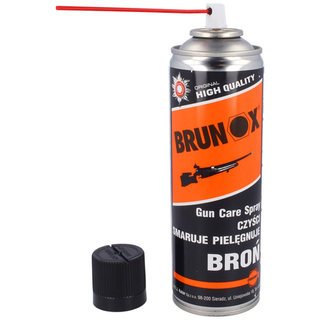 Olej Brunox GUN CARE SPRAY 300 ml