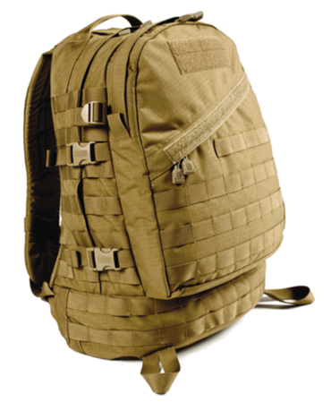 Plecak BlackHawk UltraLight 3-Day Assault Pack Ripstop Coyote Tan - 603D08CT