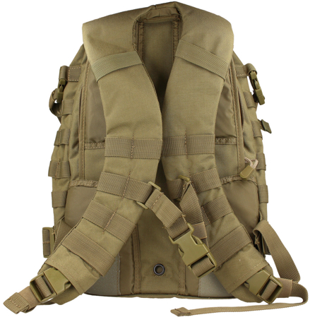 Plecak Swiss Arms Patrol Backpack 1 Day Coyote Tan - 604096