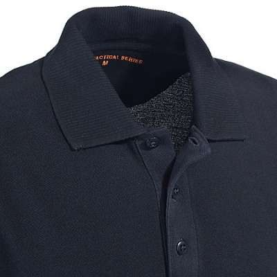 Polo 5.11 Tactical Professinal Cotton 100% Cotton Pique Długi Rękaw