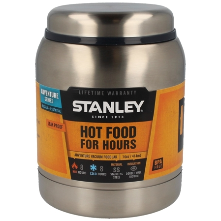 Termos obiadowy Stanley Adventure Vaccum Food Container 414 ml (10-01610-007)